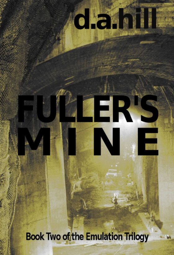 Fullers Mine Kindle Cover Blog