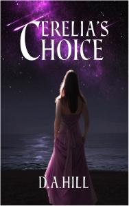 Cerelias Choice Kindle Cover